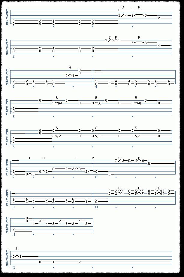 Basic Blues Shuffle - Page 4
