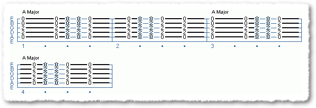 Common Major Chord Variations - Page 2