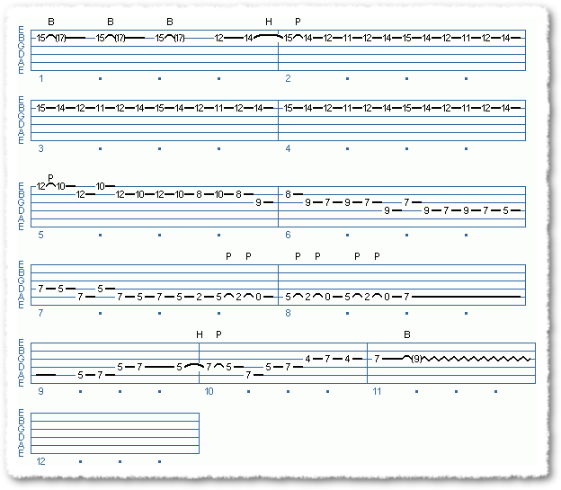 Absolute Shred (Triumph Guitar Solo) - Page 2