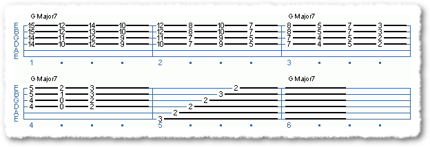 Chord Soloing Using 4ths - Page 4