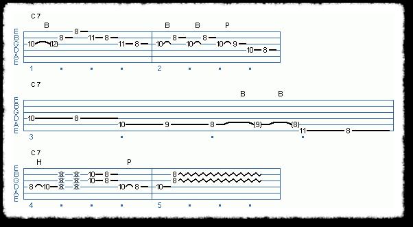 Stevie Ray Vaughan Type Licks II - Page 3