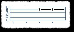 Picking mechanics for crossing strings