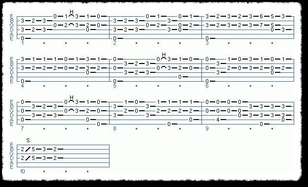 Op. 6 No. 9 In Dm - Fernando Sor