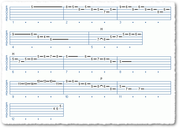Main Sequence from Soloing Over Bossa Chords - Page 2