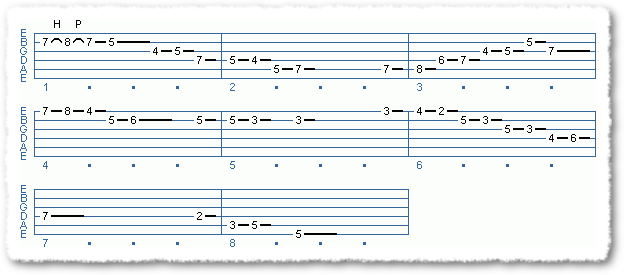 Main Sequence from A Substitute For The Diminished Scale - Page 7