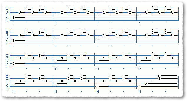 Main Sequence from Finger-picking American Style - Page 6