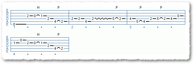 Main Sequence from Albert Lee Type Licks - Page 2