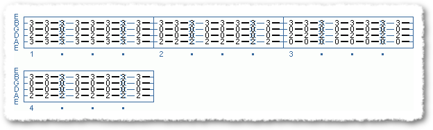 Main Sequence from Using the C add9 chord - Page 2