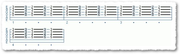 Main Sequence from Using the Dsus4 Chord - Page 2