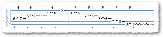 Main Sequence from Put Some Triplets In Your Playing