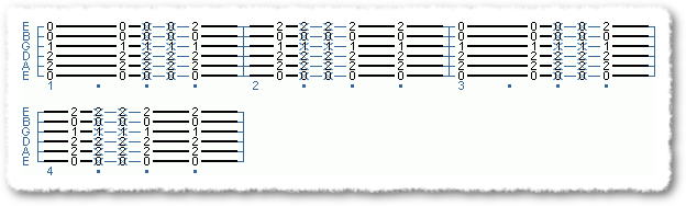 Main Sequence from Common Major Chord Variations - Page 4