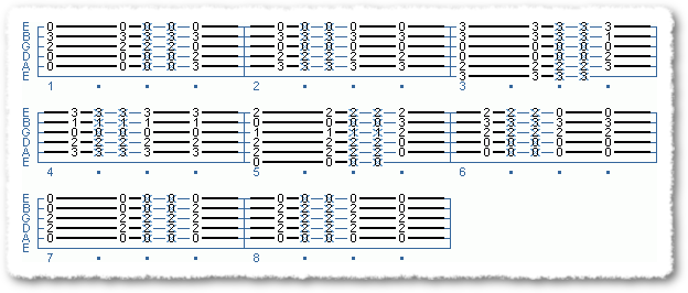Main Sequence from Common Major Chord Variations - Page 6