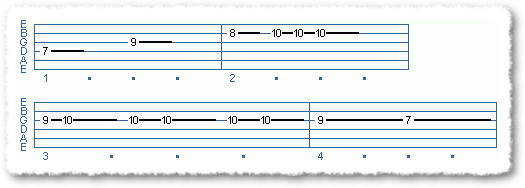 2nd Sequence from Three Piece Reggae - Page 3