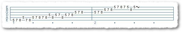 2nd Sequence from Creative Scales:Chromatic Scales - Page 2