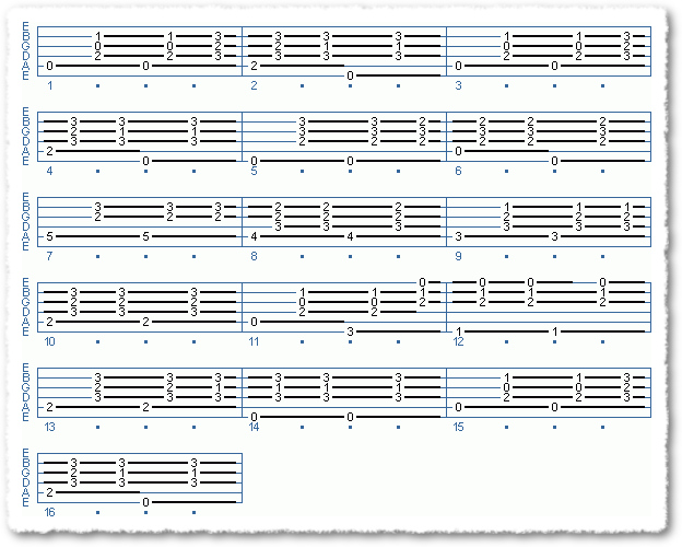 2nd Sequence from Nice Bossa Tune - Page 3