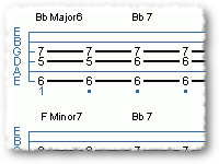 Open Voiced Chords