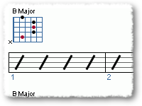 Not Quite Major Pentatonic