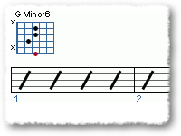 Using the Minor 6 Chord