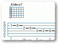 Using the E Phrygian Scale