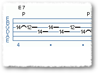 Stevie Ray Vaughan Type Licks I