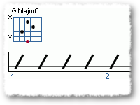 Using the Major 6 Chord