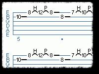 Classical Type Riff