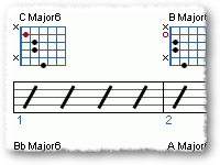 Understanding 6th Chords