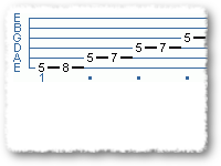 Pentatonic Sequences