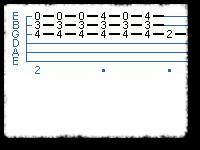 Clapton-style Acoustic Blues