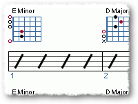 Chords Pattern