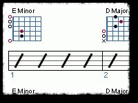 Chords Pattern