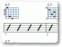 Blues In The Key Of G