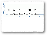 Applying The Pentatonic Scale